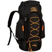 Рюкзак туристический Highlander Rambler 25 Black/Orange