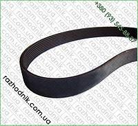 Ремень на бетономешалку 6PJ 610 (силикон)