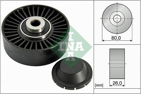 Обвідний ролик LANCIA LYBRA SW (839_) / FIAT STILO (192_) / FIAT MULTIPLA (186_) 1994-2012 р.
