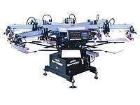 Оборудование для трафаретной печати по текстилю M&R (США)