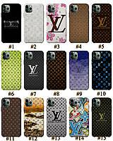 Чехол премиум качества с принтом в стиле LV Louis Vuitton для Iphone 11 11Pro 11Pro Max