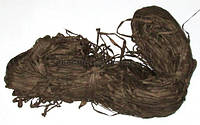 Рафия 400 гр., коричневая