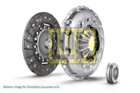 Комплект зчеплення SEAT ALTEA (5P1) / VW GOLF PLUS (5M1, 521) / VW TOURAN (1T3) 2004-2017 р.