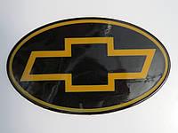 Антискользящий силиконовый коврик на торпедо с логотипом Chevrolet с запахом лимона