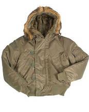 """Куртка зимова льотна N2B """"Аляска"""""""