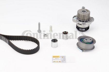 Комплект (ремень + ролик + помпа) VW SCIROCCO (137, 138) / AUDI TT (8J3) 2002-2018 г.