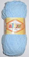 Пряжа Alize Baby, нежно-голубая