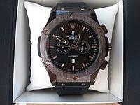 Часы мужские Hublot silver 3160
