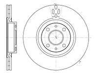 Гальмівний диск LANCIA LYBRA (839_) / FIAT MAREA (185_) / FIAT LINEA (323_, 110_) 1979-2014 р.