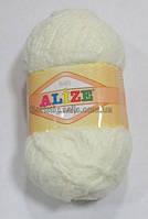 Пряжа Alize Baby, молочная