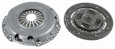 Комплект сцепления VOLVO C30 (533) / FORD MONDEO IV седан (BA7) 1998-2015 г.