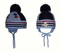 Детская шапка №: 2026