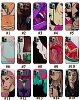 Чехол премиум качества с принтом Sex Art Сексуальный Арт для Iphone 11 11Pro 11Pro Max