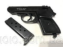 Пистолет сигнальный Ekol MAJOR Black