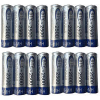 BTY 2500 никель-металлогидридный  аккумулятор 1.2 В