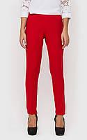 Брюки женские, цвет: красный, размер: S, M, L