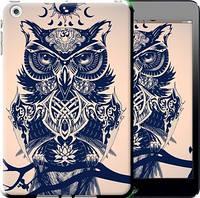 Чехол EndorPhone на iPad mini 2 Retina Узорчатая сова 4000m-28, КОД: 930895