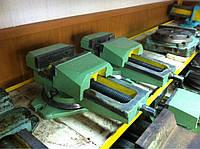 Тиски станочные поворотные 160 мм