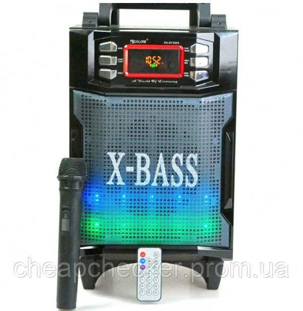 Колонка Комбик Golon RX-2900 BT С Bluetooth И Микрофоном Автономная