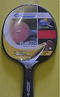 Ракетка для настольного тениса DONIC PLAYTEC MT-703011 (пластик, резина)
