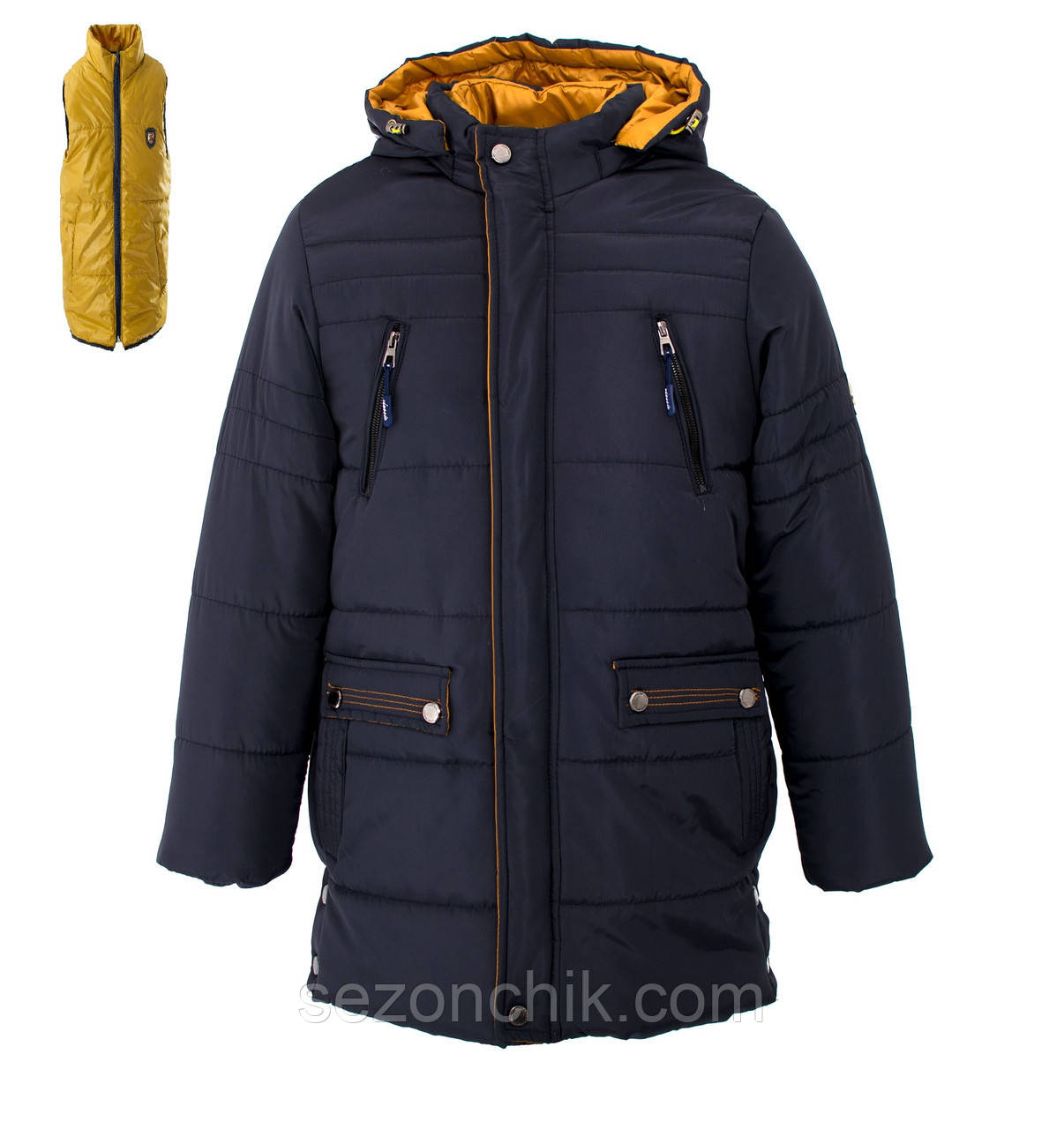 Детская зимняя куртка на мальчика интернет магазин