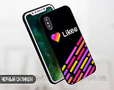 Силиконовый чехол для Samsung A307 Galaxy A30s Likee (Лайк) (13021-3317), фото 3