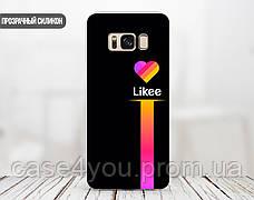 Силиконовый чехол для Samsung N970 Note 10 Likee (Лайк) (13025-3318), фото 2