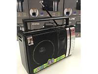 Радио Радиоприемник Всеволновой Магнитофон Golon RX-M70BT, фото 1