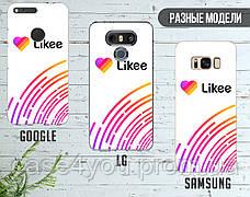 Силиконовый чехол для Samsung A805 Galaxy A80 Likee (Лайк) (13024-3319), фото 3