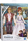 Холодное сердце 2 Кукла Анна и Кристоф Хасбро Disney Frozen 2 Anna and Kristoff, фото 2