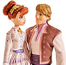 Холодное сердце 2 Кукла Анна и Кристоф Хасбро Disney Frozen 2 Anna and Kristoff, фото 3