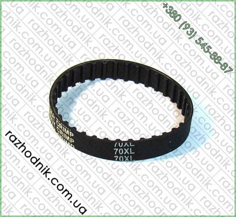 Ремень 70 XL для станка заточки цепей, фото 2
