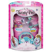 Игрушка - браслет Twisty Petz из бусин, от 4х лет, пластик, разные цвета, браслет, браслет для девочки, браслетики