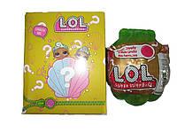 Игрушка - сюрприз в шаре LOL серия 10/A21 от трех лет, Lol, Лол, куклы, детские игрушки, игрушки для девочек
