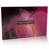 Набор теней Fenty Beauty с зеркалом, 14 оттенков, с блестками, набор декоративной косметики, палитра теней