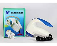 Машинка для удаления катышков с одежды Lint Remover 5880 от сети, щеточка для чистки машинки, машинка для катышков