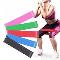 Резинка для фитнеса и спорта Esonstyle 5в1 чехол в комплекте, Фитнес, Спорт, Спортивное снаряжение