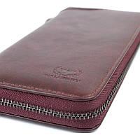 Гаманець портмоне Wallerry XW3333 фіолетовий, на блискавці, еко шкіра, жіночі гаманці, портмоне, гаманець,