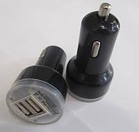 Автомобильное зарядное устройство Car Charger 2 USB, 2.1A, черный, Зарядное устройство, Зарядка, Зарядки к телефонам