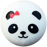 Игрушка - антистресс сквишь Squishy панда большая, от 5 лет, полиуретан, Сквиши, Игрушка антистресс, Squishy, Squishy Toys
