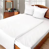 Комплект постельного белья Бязь отбеленная евро