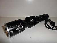 Фонарик ручной Bailong Police U01-T6 пять режимов, 1300лм, от аккумулятора 18650/сеть/прикуривателя, USB,, фото 1