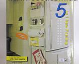Органайзер на холодильник 5 In 1 Magnetic Magpie Combination, фото 3