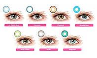 Цветная   контактная линза   Solente Jasmine