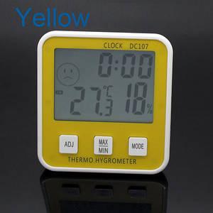 Термометр гигрометр DC-107