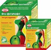 Фигурофит-Чай для похудения, для общего укрепления и очищения  организма (20 пак,Ключ Здоровья)
