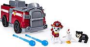 Paw Patrol Щенячий Патруль Маршал на пожарной машине трансформере ОРИГИНАЛ от spin master, фото 3