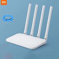 Маршрутизатор беспроводной роутер Mi Wi-Fi Router 4C 4 антенны