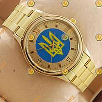 Часы Украинa Gold/Gold