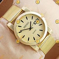 Часы Diesel Quartz Gold